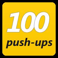 100プッシュアップ