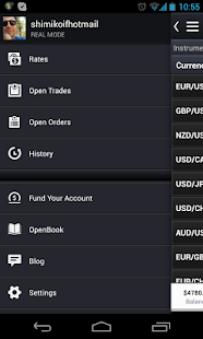 eToro - Mobile Trader - screenshot thumbnail