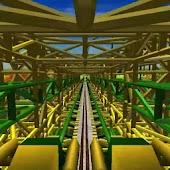 Virtual Roller Coaster Garden