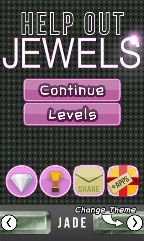 Unblock Jewels - screenshot