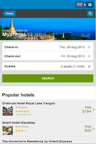 Myanmar Hotel Booking 80 Off