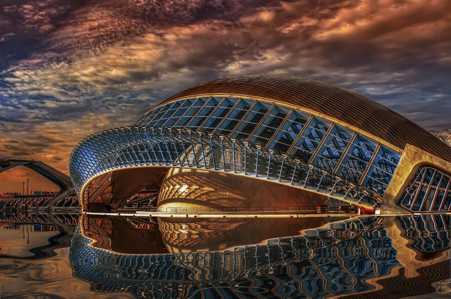 valencia by Christian Heitz - Buildings & Architecture Architectural Detail (  )
