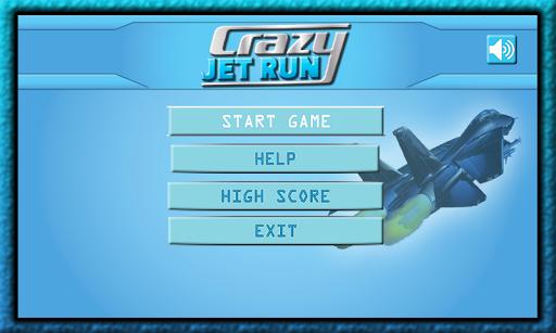 Crazy Jet Run