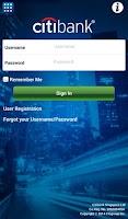 Screenshot of Citibank IPB SG