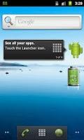Screenshot of Battery Widget+ StylePack