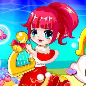 Mermaids Christmas Fashion  full version apk for Android device