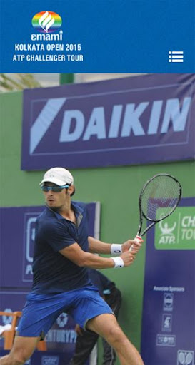 Kolkata Open Tennis 2015