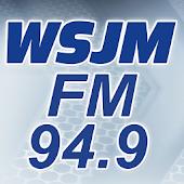 94.9 WSJM-FM