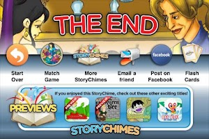 Screenshot of Snow White StoryChimes