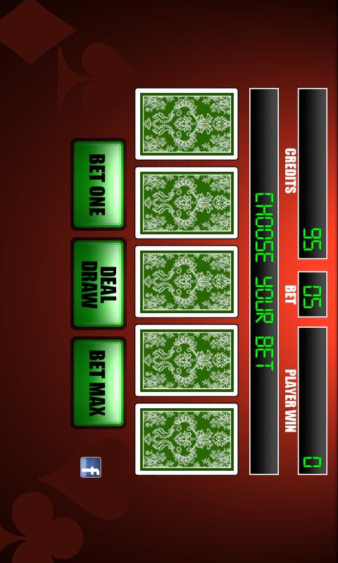 PokerMachine LITE - screenshot