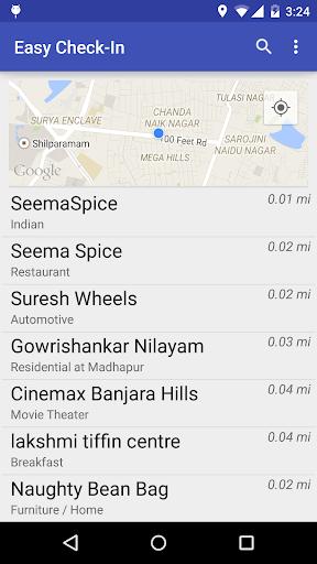 【免費旅遊App】Easy Check-In for Foursquare-APP點子