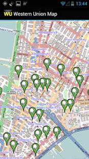 WU Map - náhled