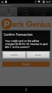 Park Genius - screenshot thumbnail