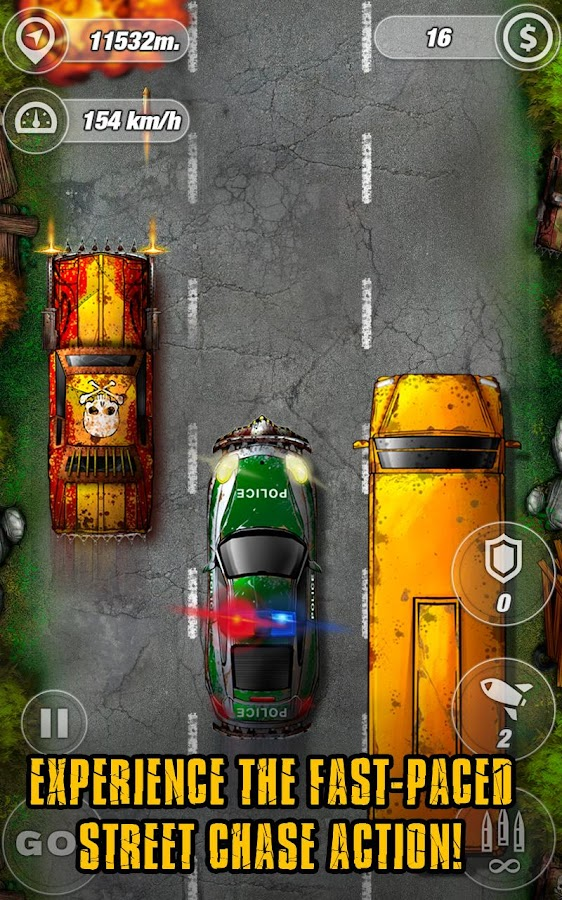 Police Chase- screenshot