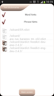 RDict Offline Dictionary- screenshot thumbnail
