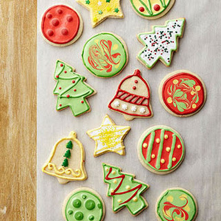 """The Best"" Sugar Cookies"
