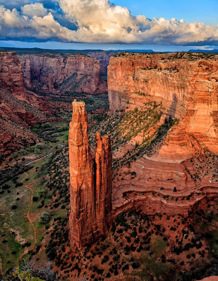 Canyon de Chelly by Tim Monk - Landscapes Mountains & Hills (  )