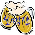 황금비율 쏘맥잔 logo