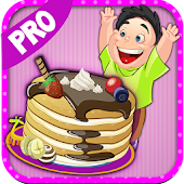 Pancake Maker Pro - Cooking