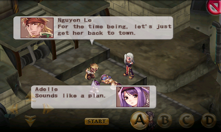 RPG Blazing Souls Accelate Screenshot 10