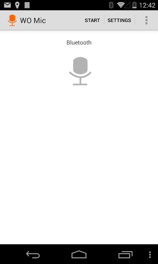 WO Mic- screenshot