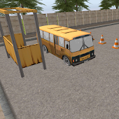 Bus Driver School Simulator 3D