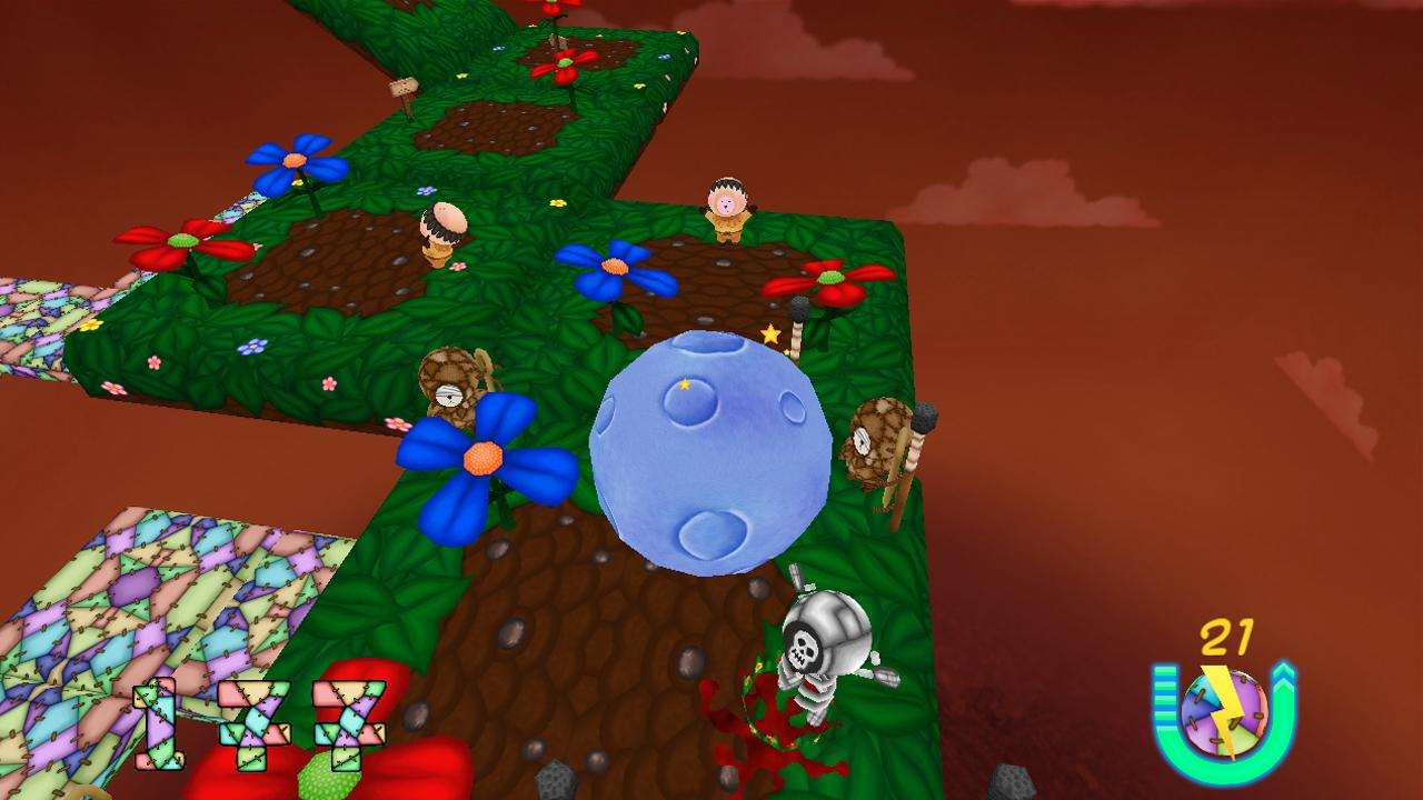 Ball of Woe- screenshot