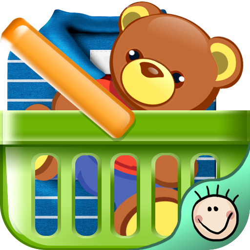 为了孩子分类游戏 解謎 App LOGO-APP試玩