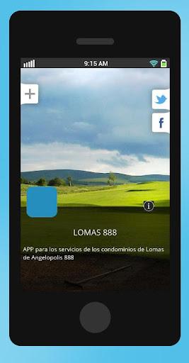 LOMAS 888