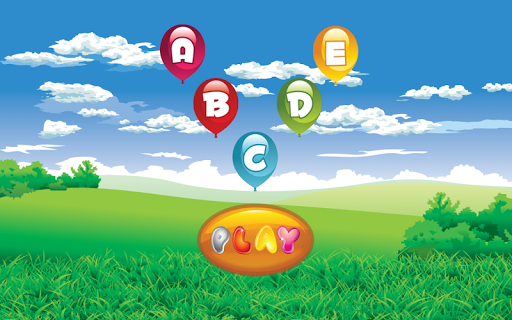 Alphabet Balloon Pop