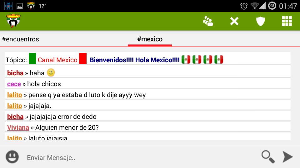 gratis dating sites i Mexico City