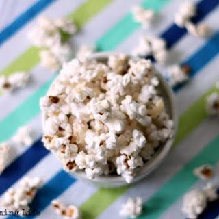 Homemade Honey Popcorn