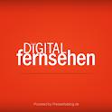 Digital Fernsehen - epaper icon