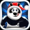 Panda Run 3D icon
