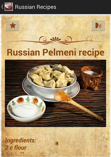 免費下載書籍APP|Russian Recipes app開箱文|APP開箱王
