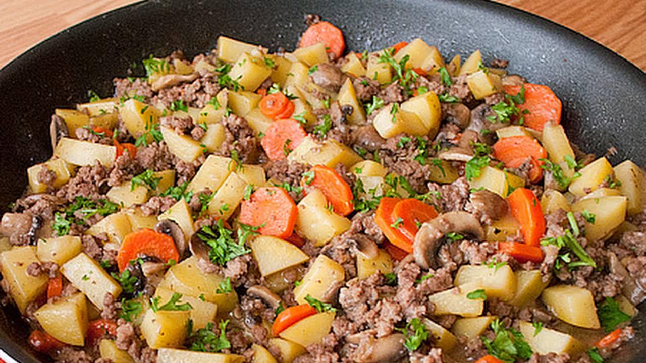 10 Best Hamburger Stew Ground Beef Recipes Yummly