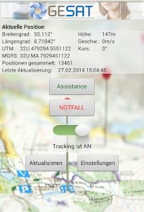 Gesät  GESAT Tracker - Android Apps on Google Play
