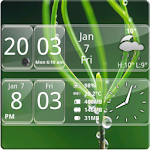 Sense Analog Small Glass 4x1 4.2.4 Apk