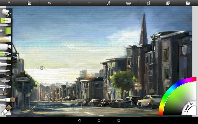 ArtRage: Draw, Paint, Create Screenshot 8