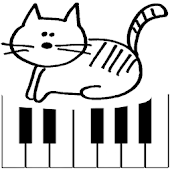 Cat Piano Game