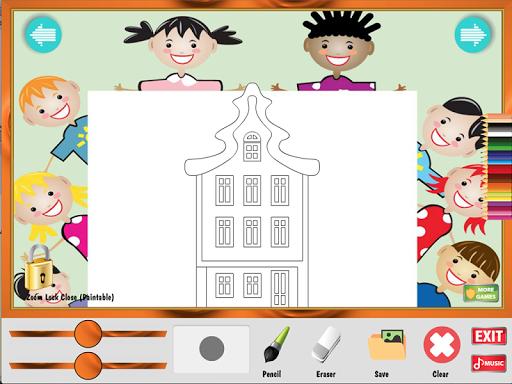 着色比赛:主场|玩教育App免費|玩APPs