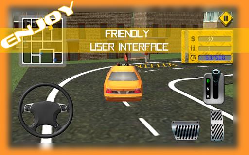 瘋狂的出租車司機3D責任
