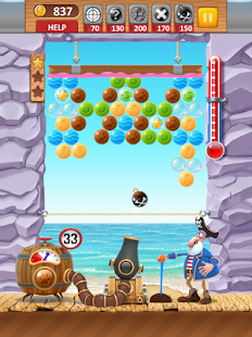 Bubble Shooter Archibald- screenshot thumbnail