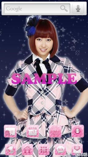 AKB48きせかえ 公式 小林香菜-WW-