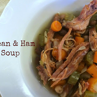 3 Bean and Ham Soup - Gluten-Free