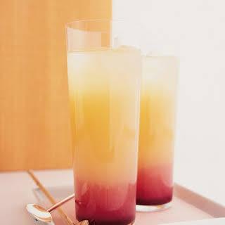 "Pineapple Gin ""Kir""."