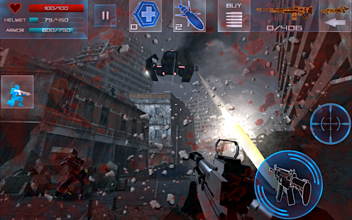 Enemy Strike - screenshot thumbnail