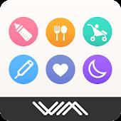 赤ちゃんの育児記録アプリ 『育ログ WM』