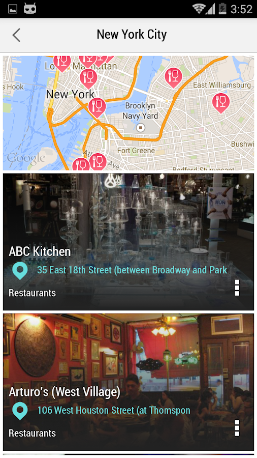 New York City Guide - screenshot