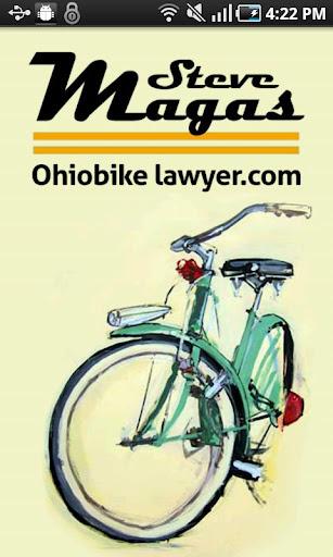 Steve Magas Bike Lawyer